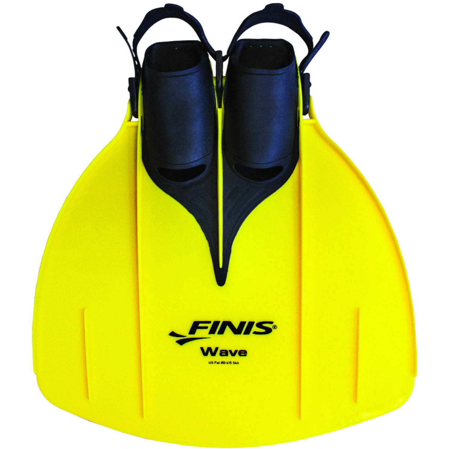 FINIS Wave Monofin Youth Swim Fin Yellow