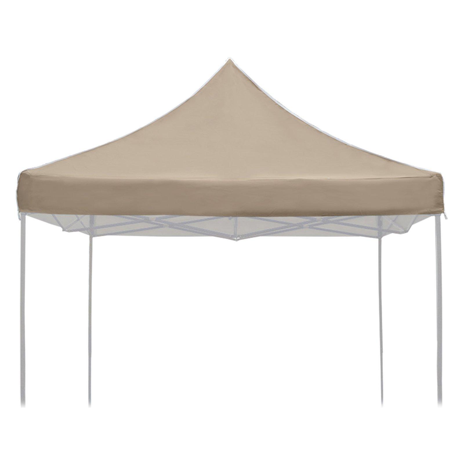 Sunrise Umbrella 10 x 10 ft. EZ Pop-Up Replacement Canopy...