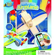 MasterPieces Works of Ahhh…Airplane Wood Paint Kit
