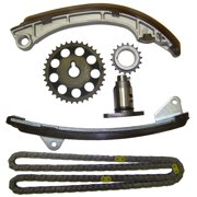 Cloyes 9-4200SA Full Timing Kit; Incl. Cam Sprocket/Crank Sprocket/Timing Chain/Chain Tensioner/Chain Guide; Does Not Include VVT Sprocket;