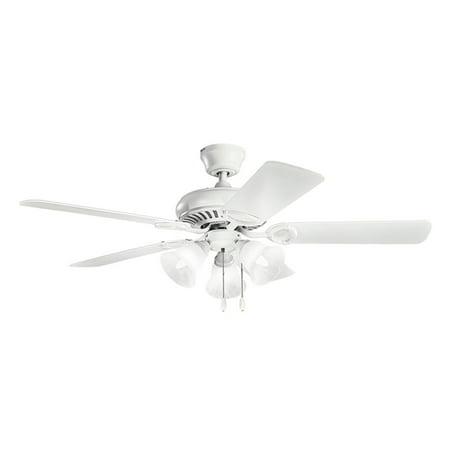 Kichler Sutter Place Premier 339400 52 in. Indoor Ceiling (Blades Sutter Place)