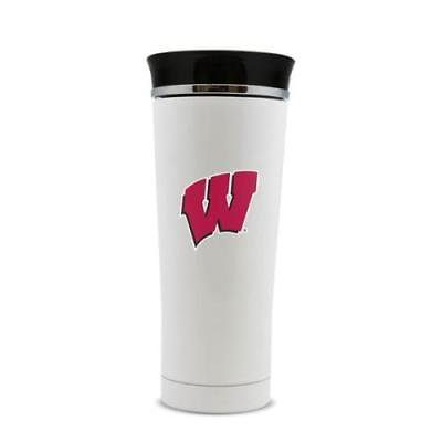All Star Sports Wisconsin Badgers Leak Proof Thermo Mug