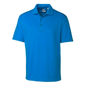 Cutter & Buck Men's Big-Tall CB Drytec Genre Polo Shirt Digital Large Tall