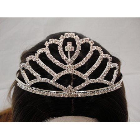 Charmed The Cinderella Tiara for WEDDINGS, SWEET 15/16, BAPTISM, 1ST COMMUNION - Cinderella Crown