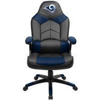 Los Angeles Rams Oversized Gaming Chair - Black - No Size