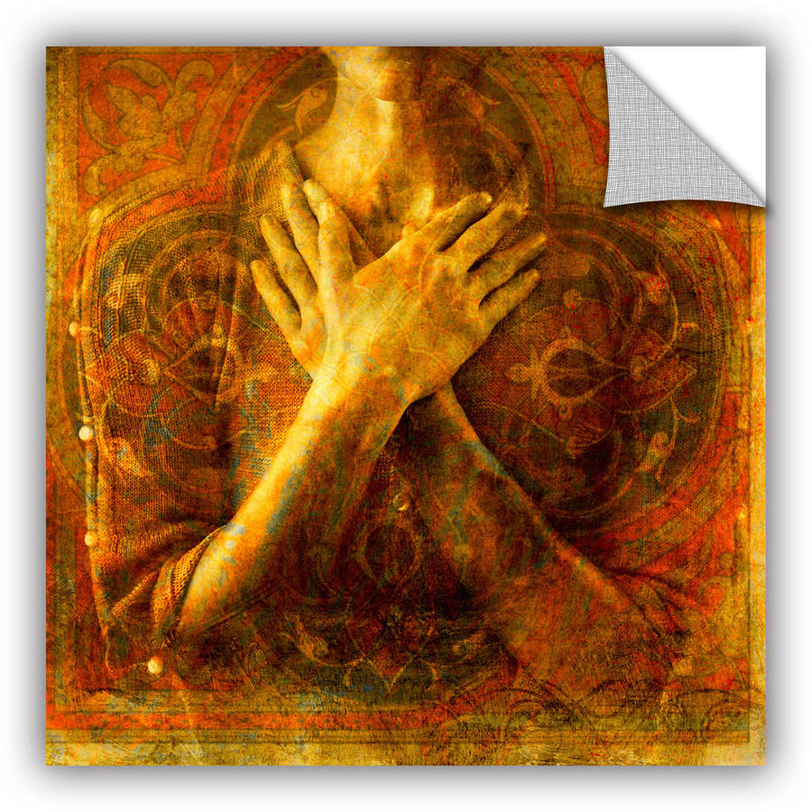 "ArtWall Elena Ray ""Honor Self"" Art Appeals Removable Wall Art"