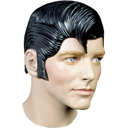 Latex Wig (Flash Latex Rubber Wig Halloween)