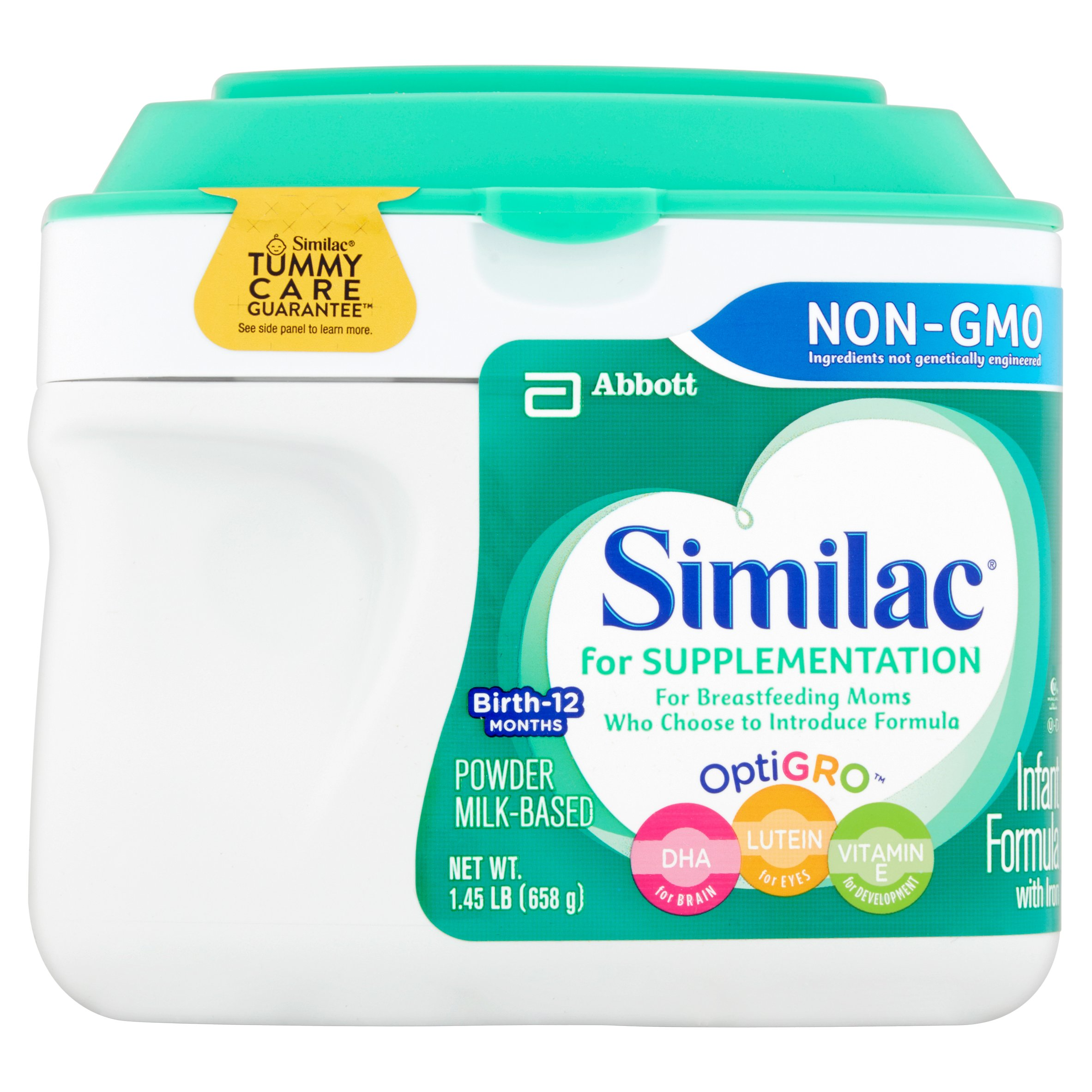 Similac for Supplementation, Powder, NON-GMO, 23.2 oz