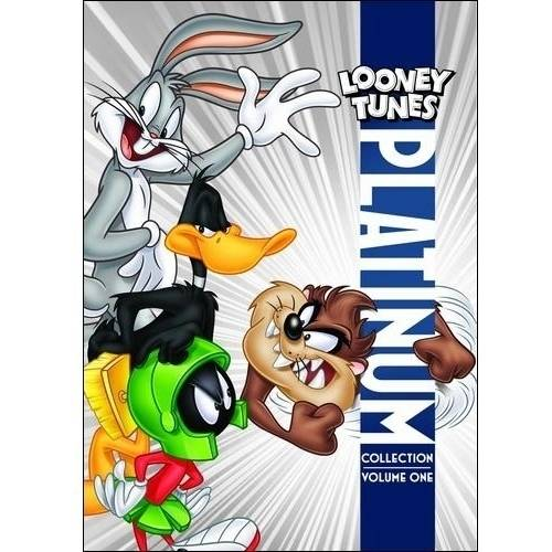 Looney Tunes: Platinum Collection - Volume 1 (50 Episodes) (Full Frame)