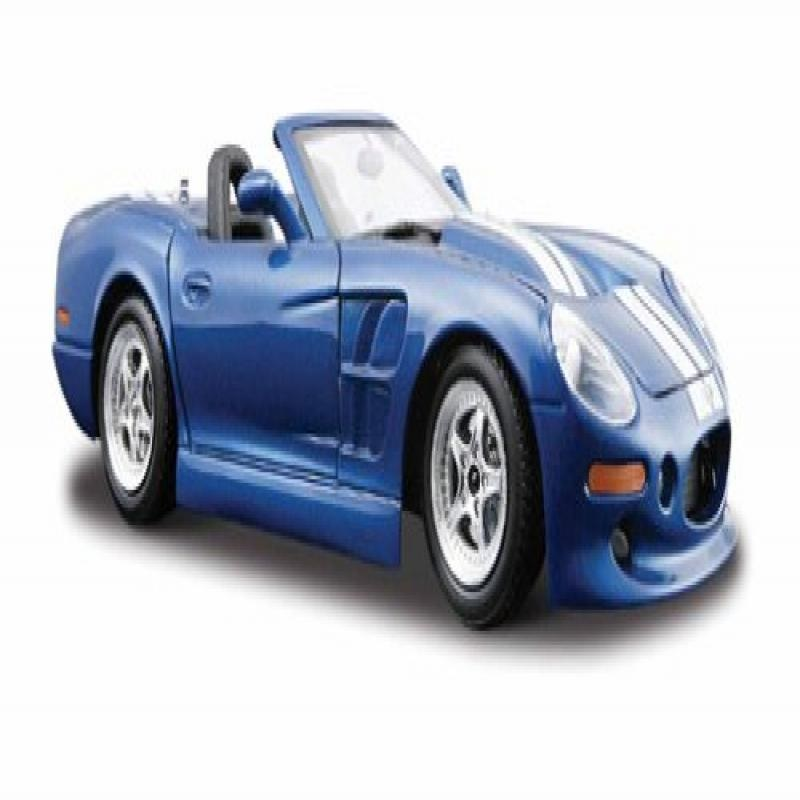 Maisto 1:24 Scale 1999 Shelby Series One Diecast Vehicle by