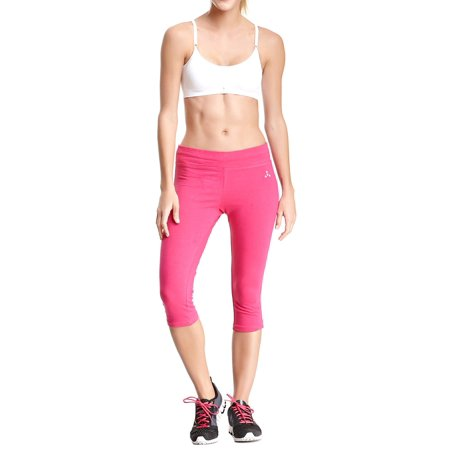 Balanced Tech Women's Knitted Jersey Capri Pant ()
