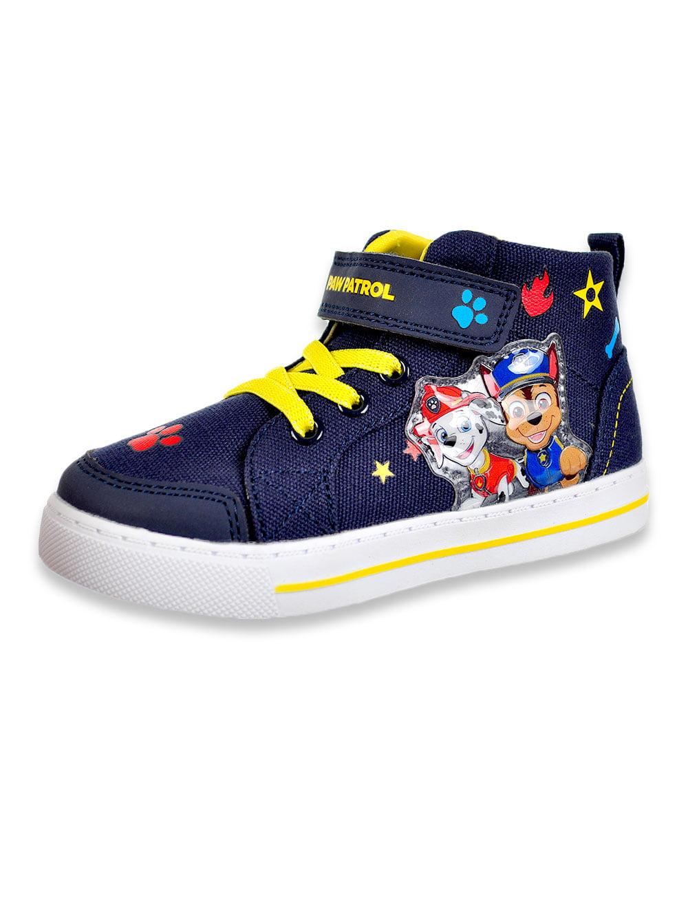 Paw Patrol Character High Top Sneaker