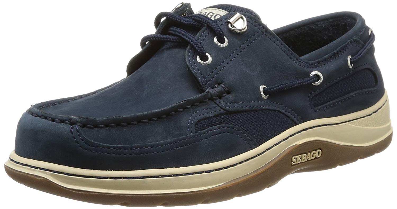 Clovehitch II Navy Boat Shoe 13W
