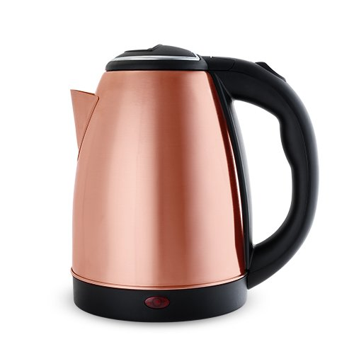 Kettle Electric Tea Insulated Portable Travel Rose Gold