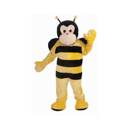 DLX PLUSH BUMBLE BEE MASCOT](Eagle Mascot)
