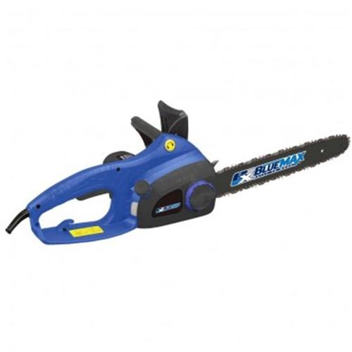 Blue Max 7954 16 inch Electric Chainsaw With Twist Chain Tensioner
