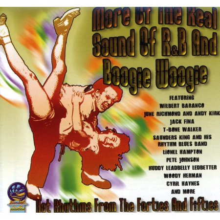 More Of The Real Sound Of R&B and Boogie Woogie (Boogie Woogie Best Dance Performance)