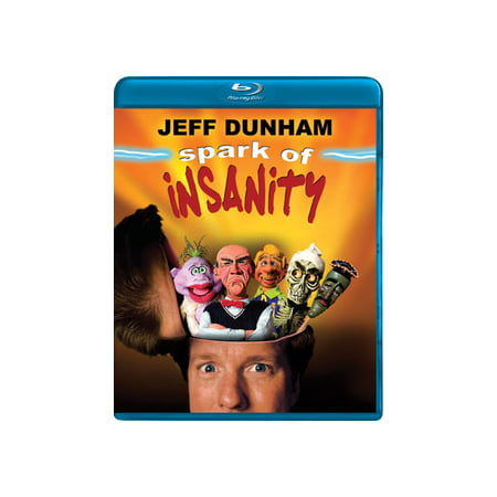 Jeff Dunham: Spark of Insanity (Blu-ray) (Best Of Jeff Stryker)