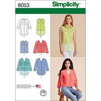 Simplicity Sewing Patterns - Walmart com