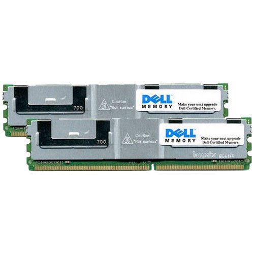 Dell 16GB (2 x 8 GB) Replacement Memory Module Kit for De...