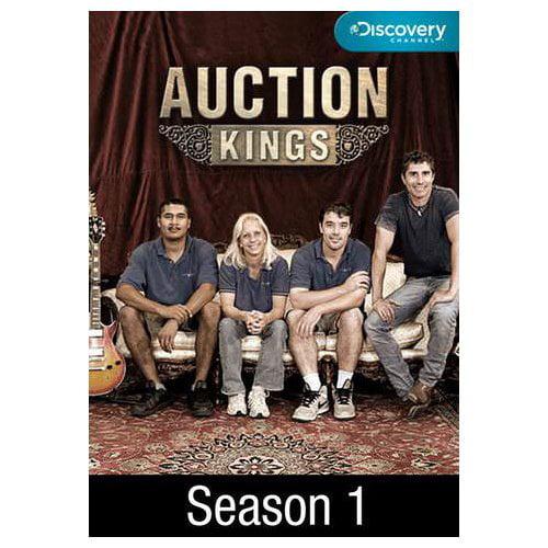 Auction Kings: Season 1 (2010)