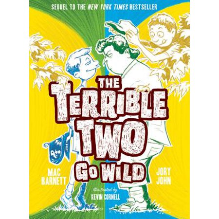 The Terrible Two Go Wild (Best Way To Deal With Terrible Twos)