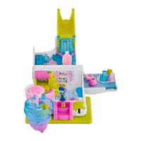 Shopkins Lil' Secrets, Cool Scoops Caf Mini Playset with Shoppie Doll