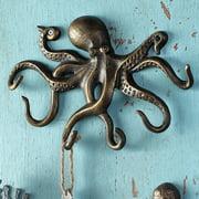 Swimming Octopus Key Hook