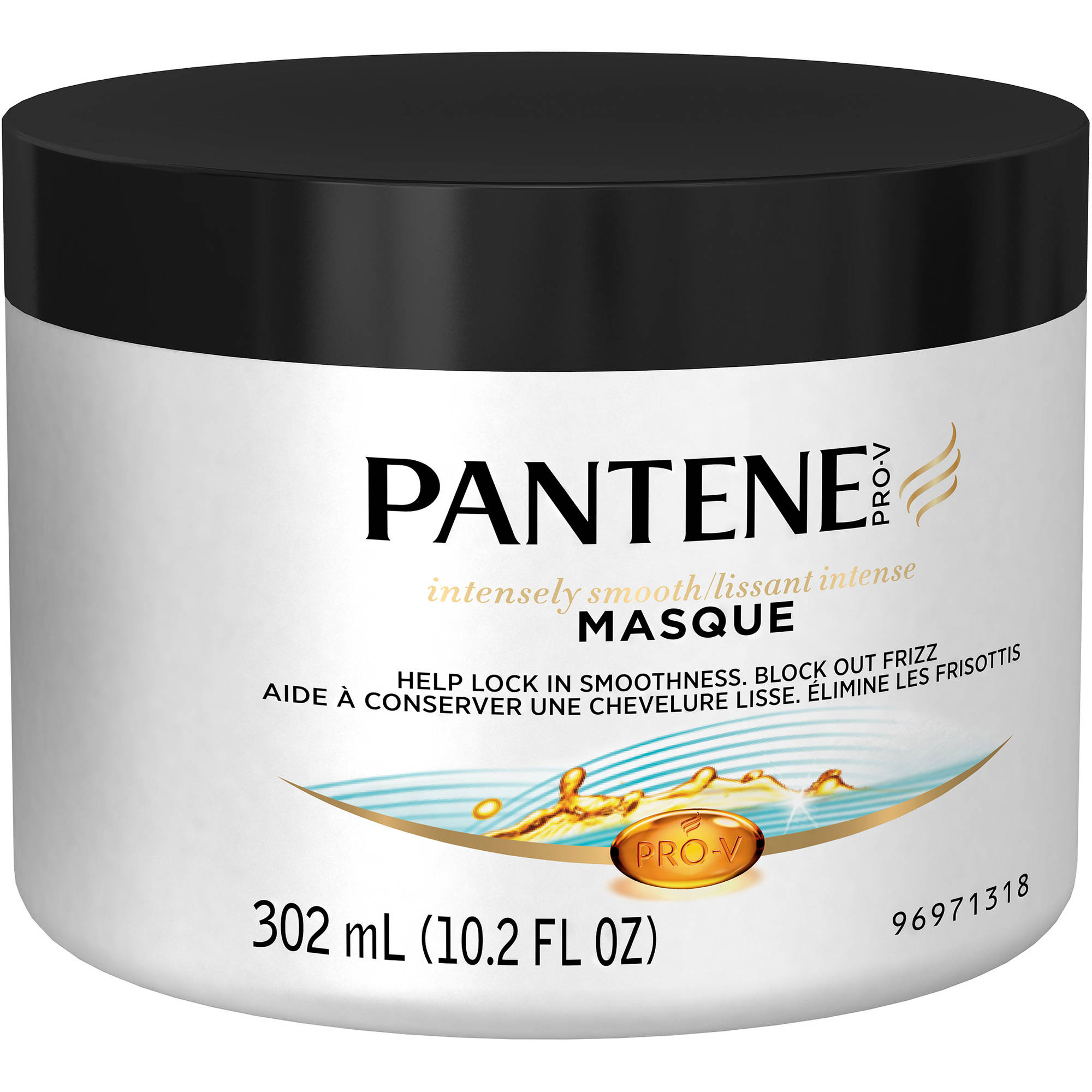 Pantene Pro-V Normal-Thick Hair Solutions 2-Minute Deep Conditioner 10.2 Fl Oz