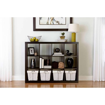 Better Homes And Gardens 12 Cube Organizer With 4