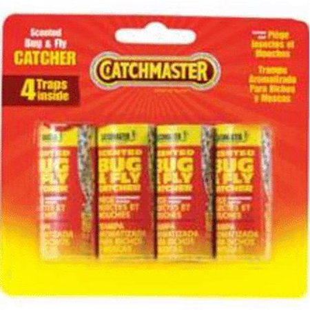 Ap & G Inc Catchmaster 9144m4 Scented Fly Ribbon 4 Count ()
