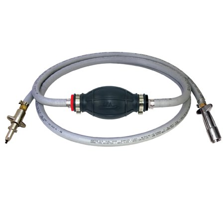 Shoreline Marine Mercury® Fuel Line 3/8 in x 7 ft - Walmart com