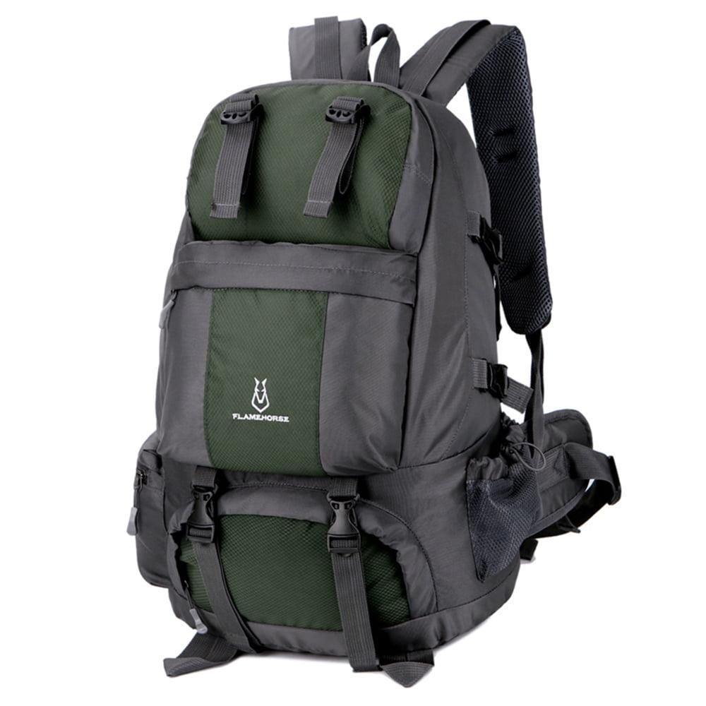 50L Hiking Backpack Waterproof Trekking Rucksack Sports Travel Camping Daypack