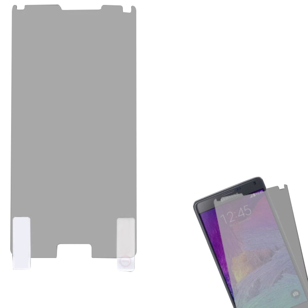 Insten Clear LCD Screen Protector Film Cover For Samsung Galaxy Note 4 - image 1 de 1