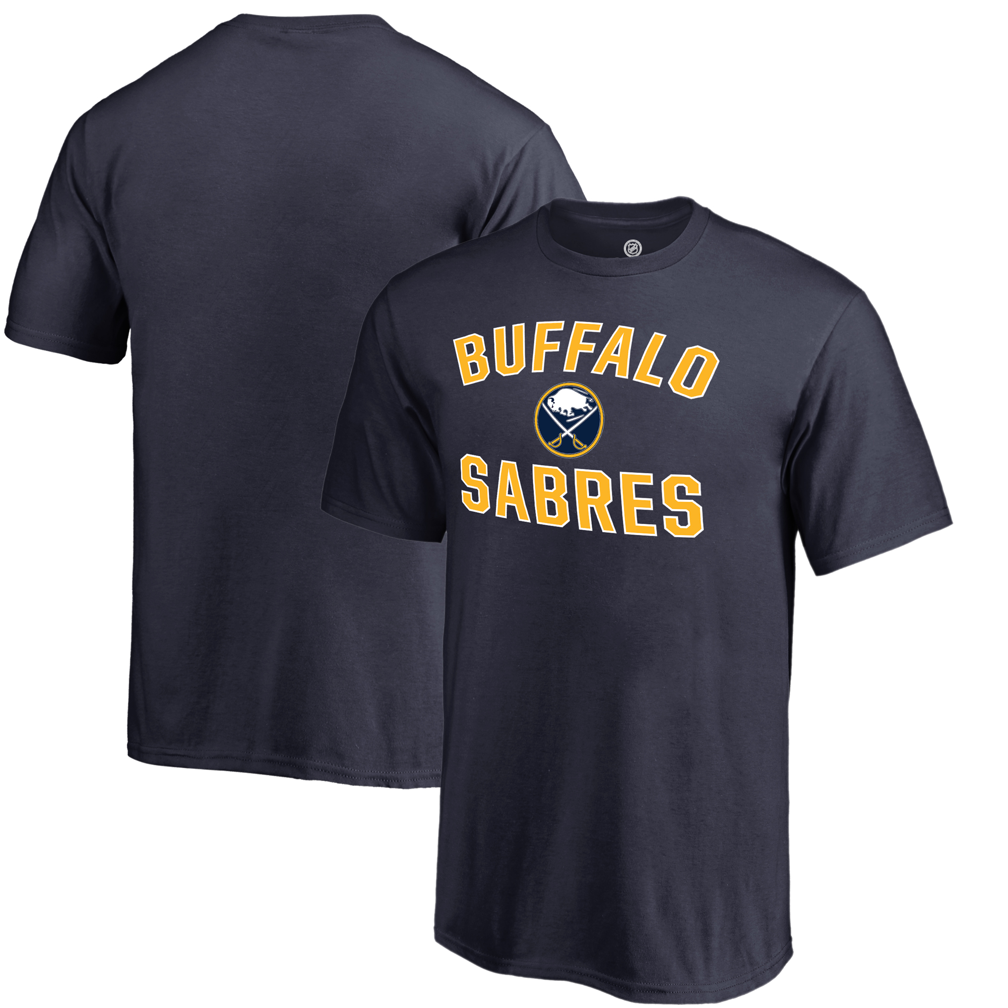 Buffalo Sabres Fanatics Branded Youth Victory Arch T-Shirt - Navy