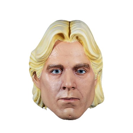 Halloween Mask Movie Quality (WWE Ric Flair Adult Latex Costume)