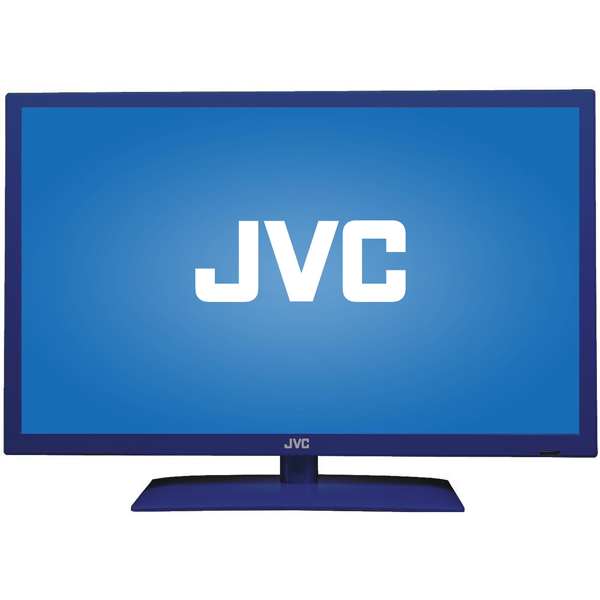 "JVC LT-24PM74B 24"" 720p 60Hz LED HDTV, Blue"