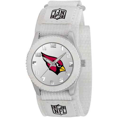 "Arizona Cardinals NFL Kids ""Rookie Series"" Watch (White)"
