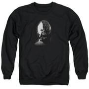 Dark Knight Rises Bane Mens Crewneck Sweatshirt
