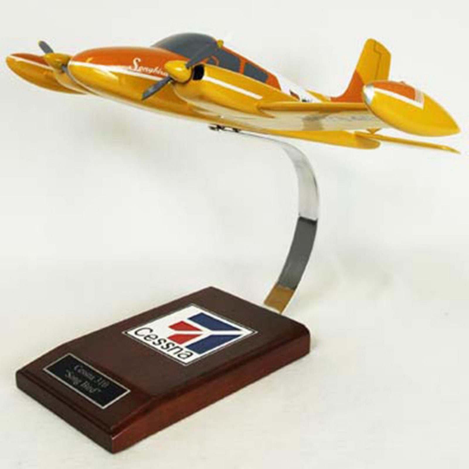Daron Worldwide Cessna 310 Song Bird Model Airplane
