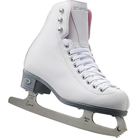 Riedell Pearl Ladies Figure Skates With Eclipse Luna -