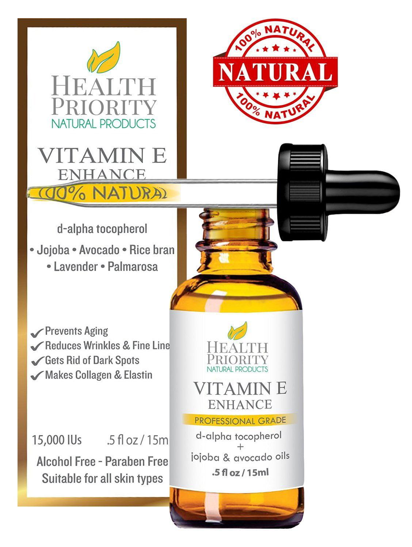 organic vitamin e oil