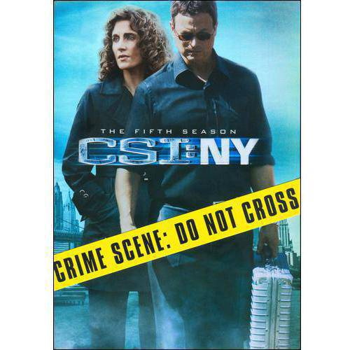 CSI: NY - The Fifth Season (Widescreen)