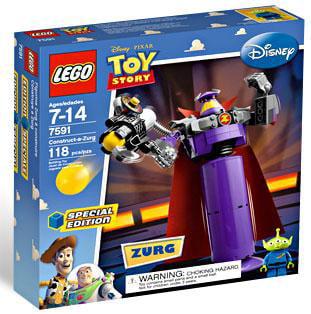 Toy Story Construct a Zurg Set LEGO 7591