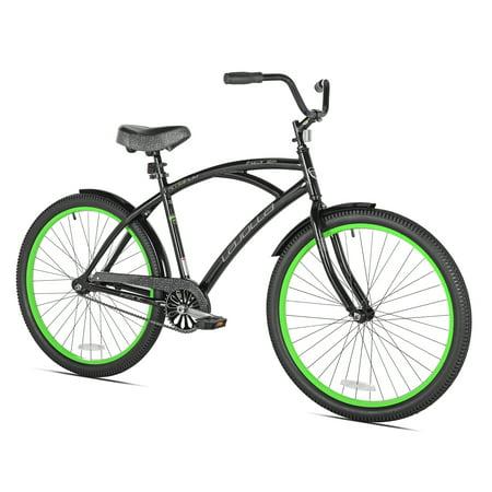 Kent 26 Men S La Jolla Cruiser Bike Black Green