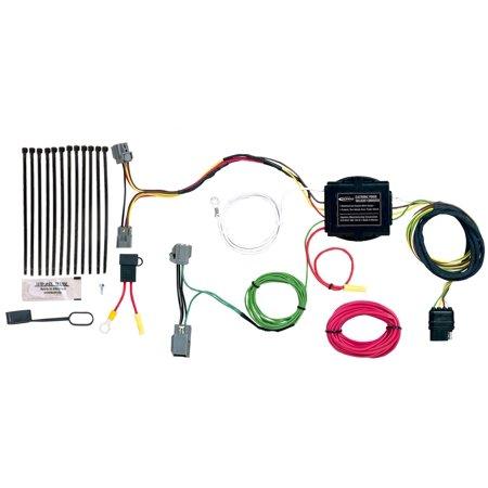 Hopkins Towing Solution 11140285 Trailer Wire Harness - Walmart.com