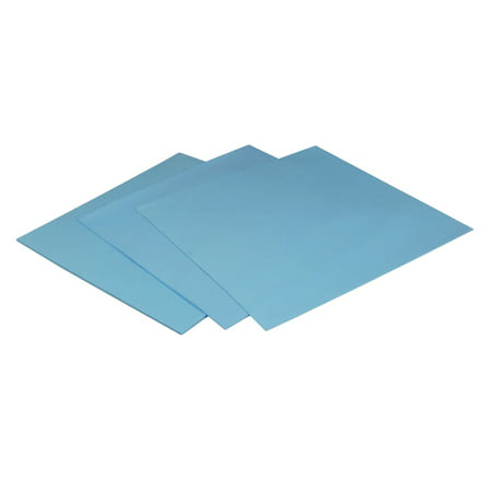 ARCTIC Thermal Pad (50 x 50 x 1.0 mm) - Silicone Based Thermal Pad with 6.0W/mK Thermal Conductivity - Flexible and Adaptive