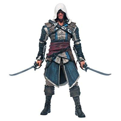 "McFarlane Toys Assassin's Creed Series 1 Edward Kenway 6"" Action Figure"