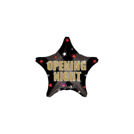 Anagram International Hollywood Star Package Balloon, 18