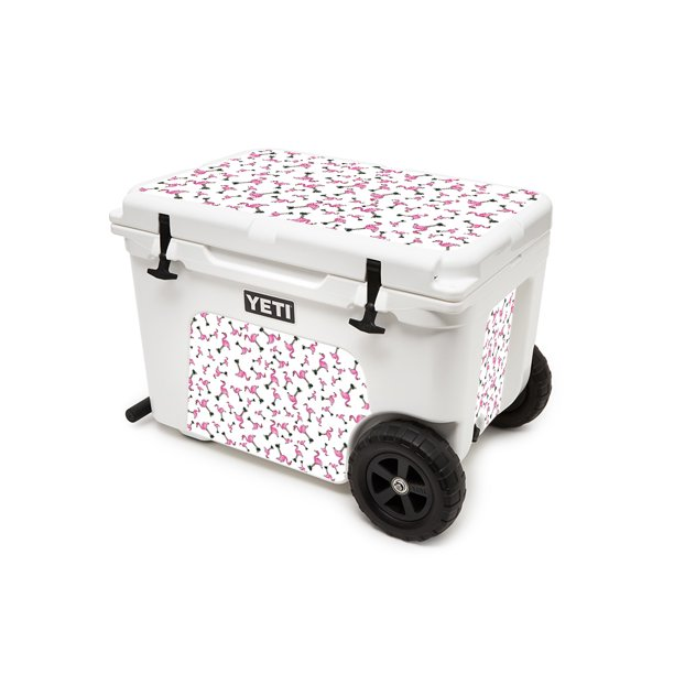 Skin Decal Wrap for Yeti Tundra Haul Cooler sticker 90s Fun